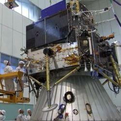 Si todo sale según la planeado, la Chang'e-5 llegará al satélite el 27 de noviembre.