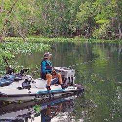 Los modelos para pesca también fueron renovados con mayor cantidad de detalles y equipamiento.