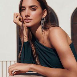 Milagros Piñeiro la modelo argentina que realizó una campaña para Victoria's Secret