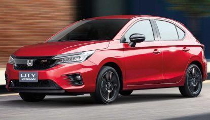 Honda le puso fecha a los nuevos City hatch y sedán regionales