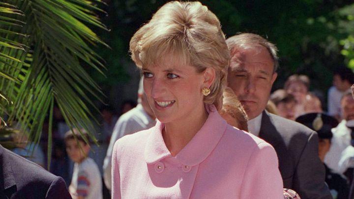Lady Di y el llamativo regalo que recibió del Rey Juan Carlos de España