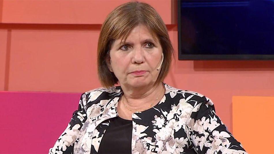 Patricia Bulrrich 20201124