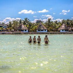 El hotel Las Nubes de Holbox es parte de una isla inexplorada en el estado mexicano de Quintana Roo.