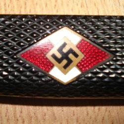 Qué características tenía el cuchillo de la Juventud Hitleriana. Cómo diferenciar una réplica.