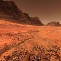 Según los signos detectados por el rover, en la zona del ecuador de Marte se pudo haber producido una megainundación que dio forma a diferentes áreas con estratos variados.