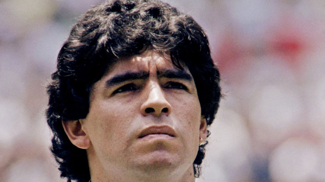 Diego Armando Maradona has died at the age of 60.