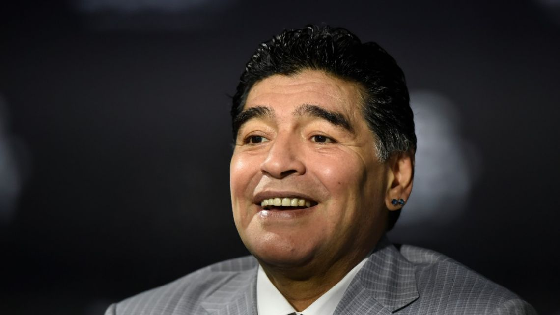 Diego Armando Maradona has died at the age of 60.