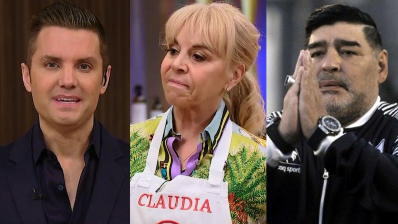 Exitoina   El mensaje de MasterChef a Claudia Villafañe ...