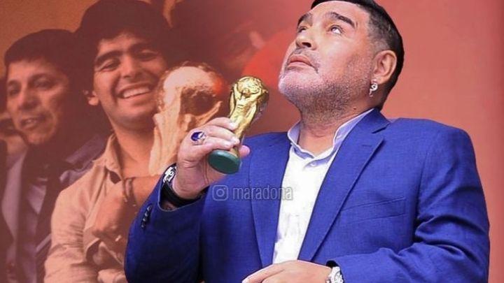 La noche del 10: cómo se gestó el show donde Maradona era conductor