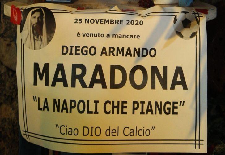 VigiliaNapolesMaradona2020