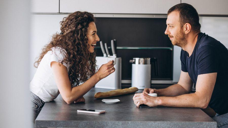 Fomentar la escucha y la charla es la mejor manera de construir una relación sólida