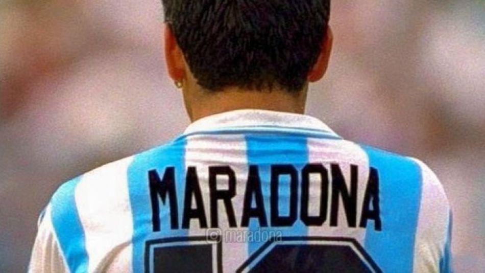 Murió Diego Maradona: las 60 mejores fotos de la vida del astro