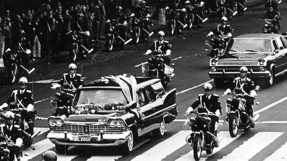 Evita, Perón, Alfonsin y Kirchner: funerales que conmocionaron a los argentinos