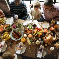 La particular celebración tiene lugar, anualmente, el cuarto jueves de noviembre.