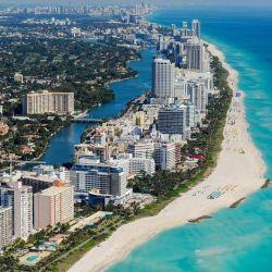 Miami es la playa elegida por los argentinos para viajar al exterior, donde además no ponen requisitos para el ingreso.