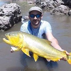 Pesca de dorados, surubíes y chafalotes en Santa Fe.