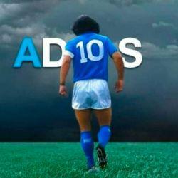 Adiós a Diego Armando Maradona | Foto:Cedoc