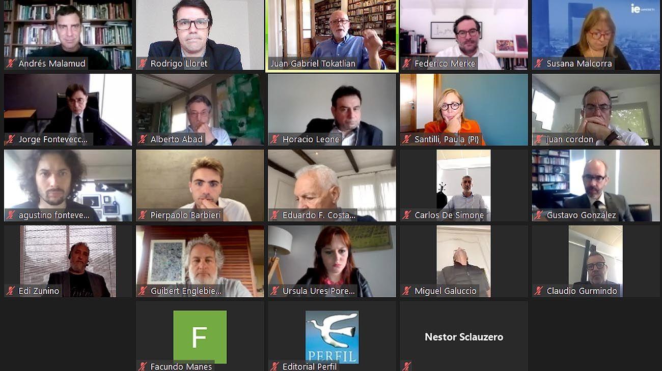 Reunión del Consejo - JF