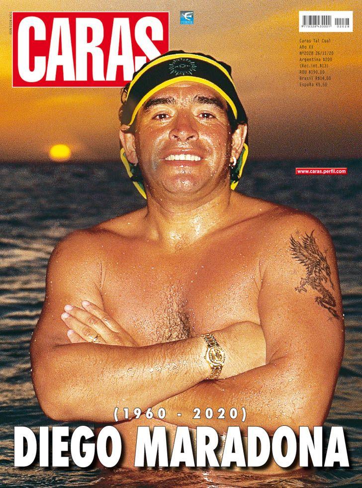 Tributo a Diego Armando Maradona