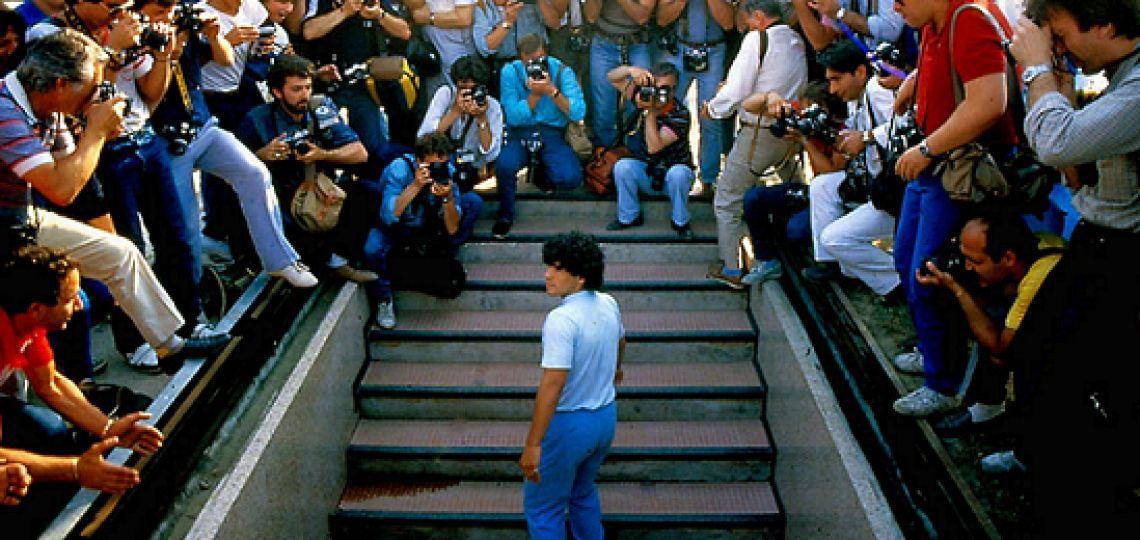 Maradona documental: tres elegidos para el fin de semana