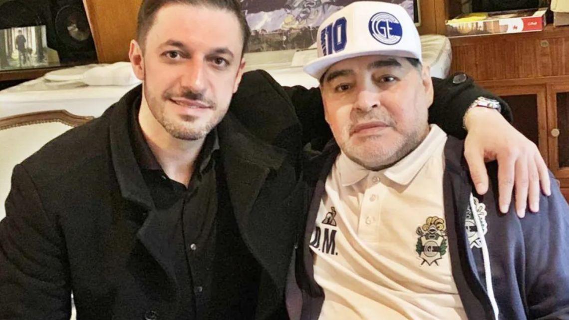 Nuevos audios de Matías Morla a Maradona y los 'pagos en oro' de Venezuela