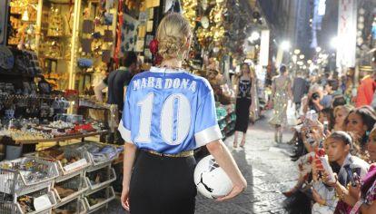 El juicio de Maradona a Dolce & Gabbana.