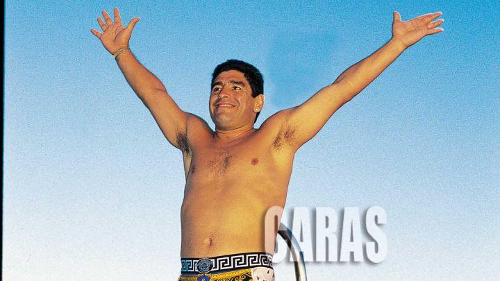 Especial Maradona: qué series y películas ver este fin de semana