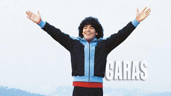 Diego Armando Maradona: el hombre, el mito y el jugador