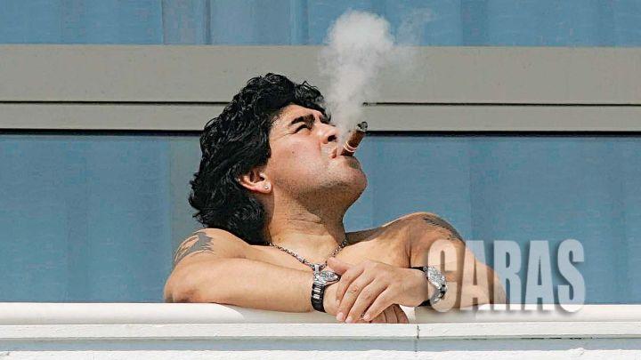 Dubai, la clave de la herencia oculta de Diego Maradona