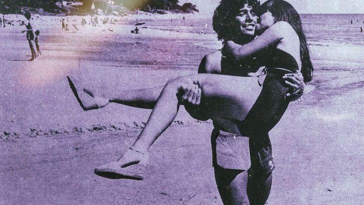 Diego Maradona y el día que le cantó a Claudia Villafañe