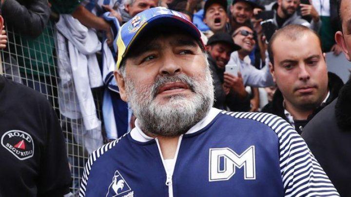 Filtraron fotos de Diego Maradona sin vida a cajón abierto