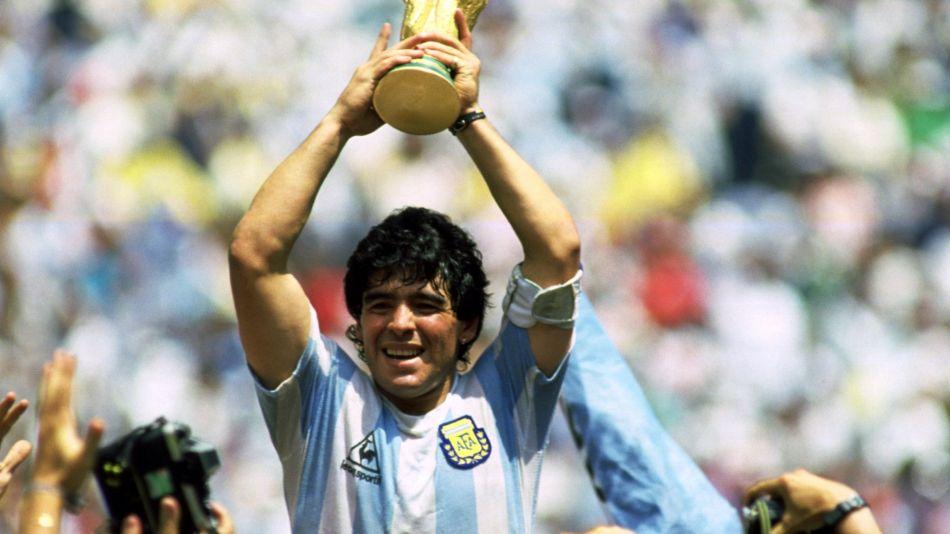 Maradona México 1986