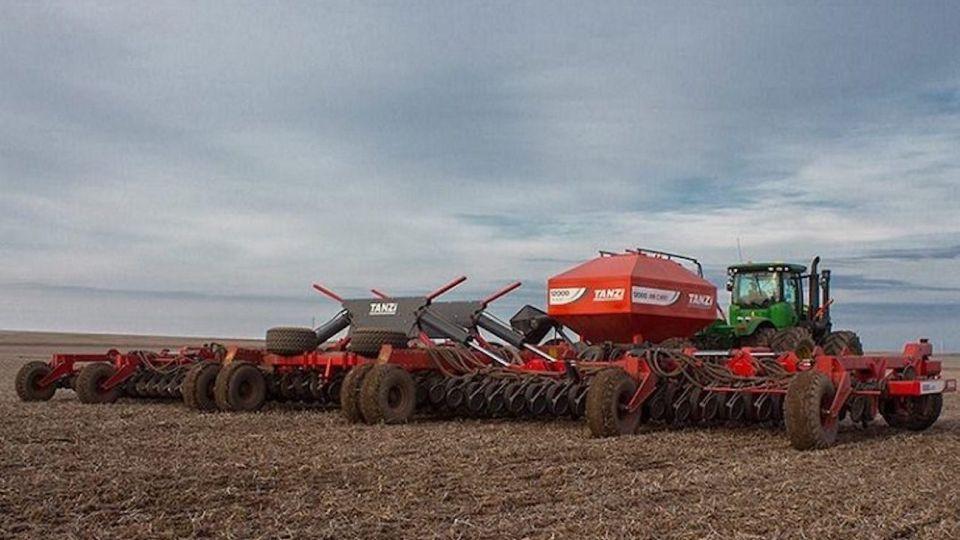 Las empresas de sembradoras son mayoritariamente argentinas.