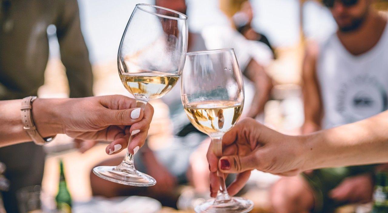 Mujeres en la industria del vino.