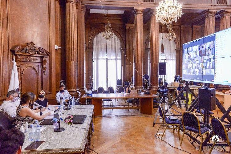 """Este viernes comenzó la Audiencia Publica sobre el Expte 2094-J-2020 """"Modifícase la normativa urbanística al conjunto COSTA SALGUERO - PUNTA CARRASCO""""."""