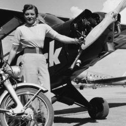 El espíritu aventurero de Beinhorn la llevó a realizar las más intrépidas aventuras aéreas.