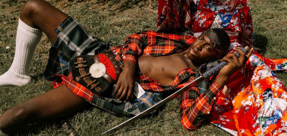 Tendencia Genderless: los hombres también llevan vestidos y faldas