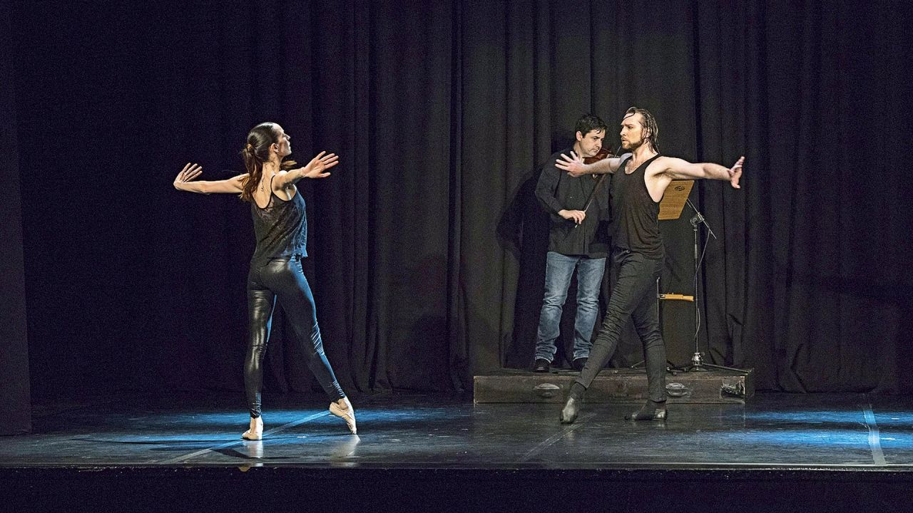 Buenos Aires Ballet  | Foto:Cedoc
