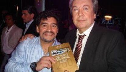 "Ex jefe de prensa de Maradona: ""No creo que vuelva a ocurrir un fenómeno igual"""