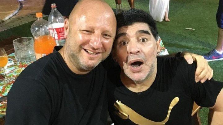 """Mariano Israelit, amigo de Maradona: """"A Diego lo emborrachaban para que no vea a sus hijas"""""""