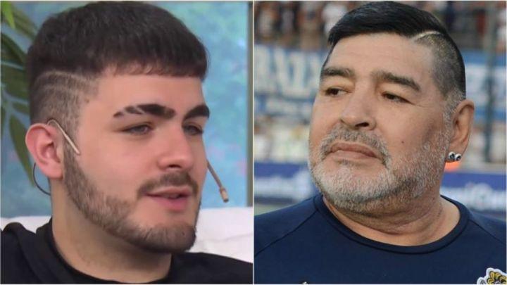 Piden exhumar los restos de Diego Maradona
