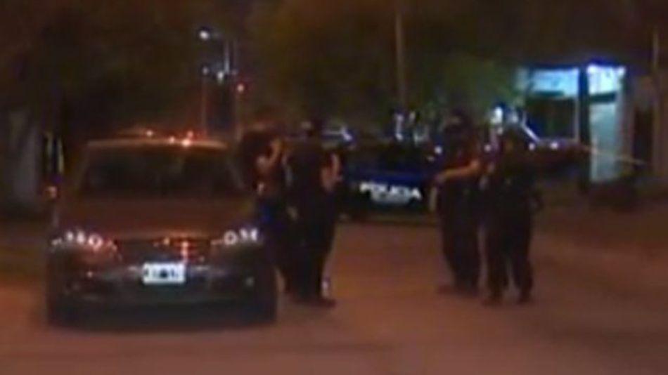 El primer ataque fue a un hombre a quien le pegaron un tiro en la cabeza y otro en el tórax.