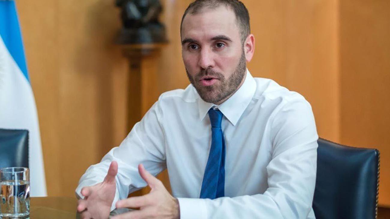 Ministro examinado. Opositores y críticos del Gobierno plantean que Martín Guzmán y la administración albertista no cuentan con un programa económico claro.