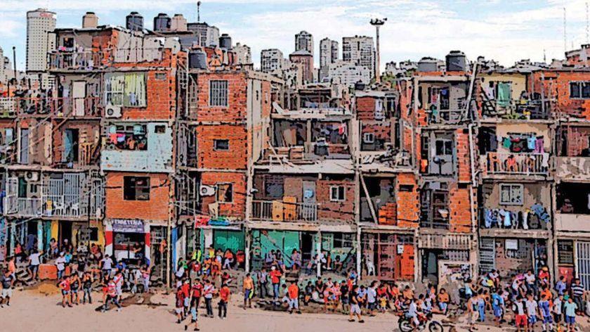 La pobreza aumentó en el tercer trimestre en la Ciudad de Buenos Aires.