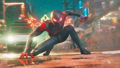 Novedad. La secuela de Spider-Man será el juego que demuestre todas las posibilidades de la PS5 y su salto evolutivo respecto a otras consolas.
