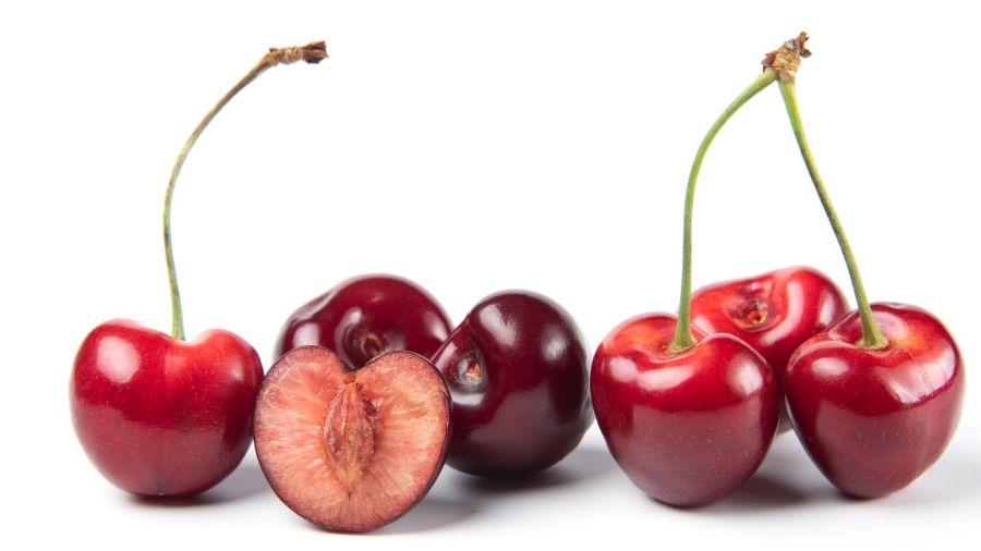 Para reducir los niveles de ácido úrico, nada mejor que una cura de cerezas.