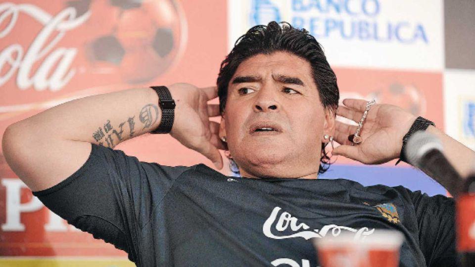 Sin filtro. Cuando Diego hablaba no tenía reparos. Por eso, lanzaba máximas que se instalaban como eslogans. Era bueno también en eso.