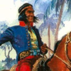 La fecha fue establecida en homenaje al natalicio del soldado guarani Andrés Guacuararí.
