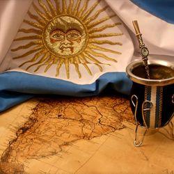 El mate identifica a la Argentina en el mundo entero.