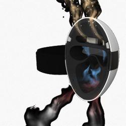 La máscara cuenta con una serie de indicadores que a partir del color indican cuándo es necesario cambiar los filtros.
